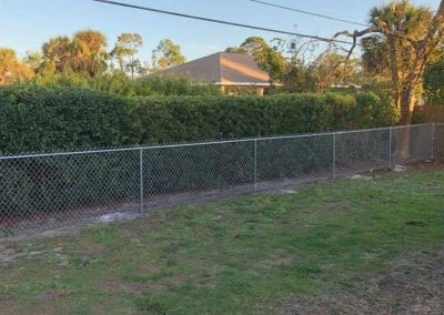 Chain Link Fence by Barnard Fencing Solutions