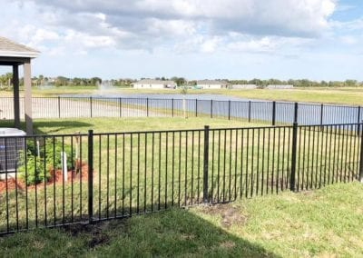 Aluminum Fencing by Barnard Fencing Solutions